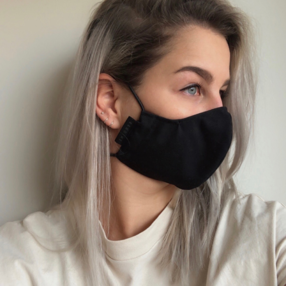 The Face Mask | Reusable face mask size L