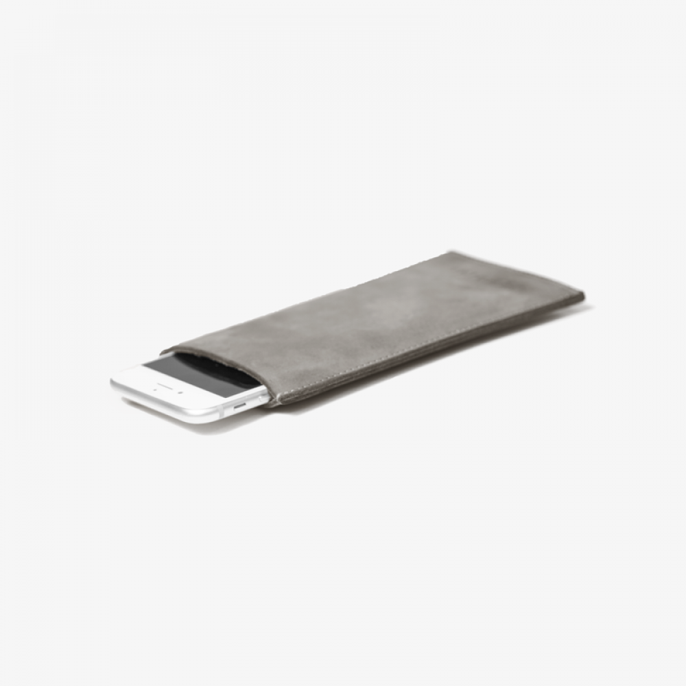 The Case | Leather iPhone case Max