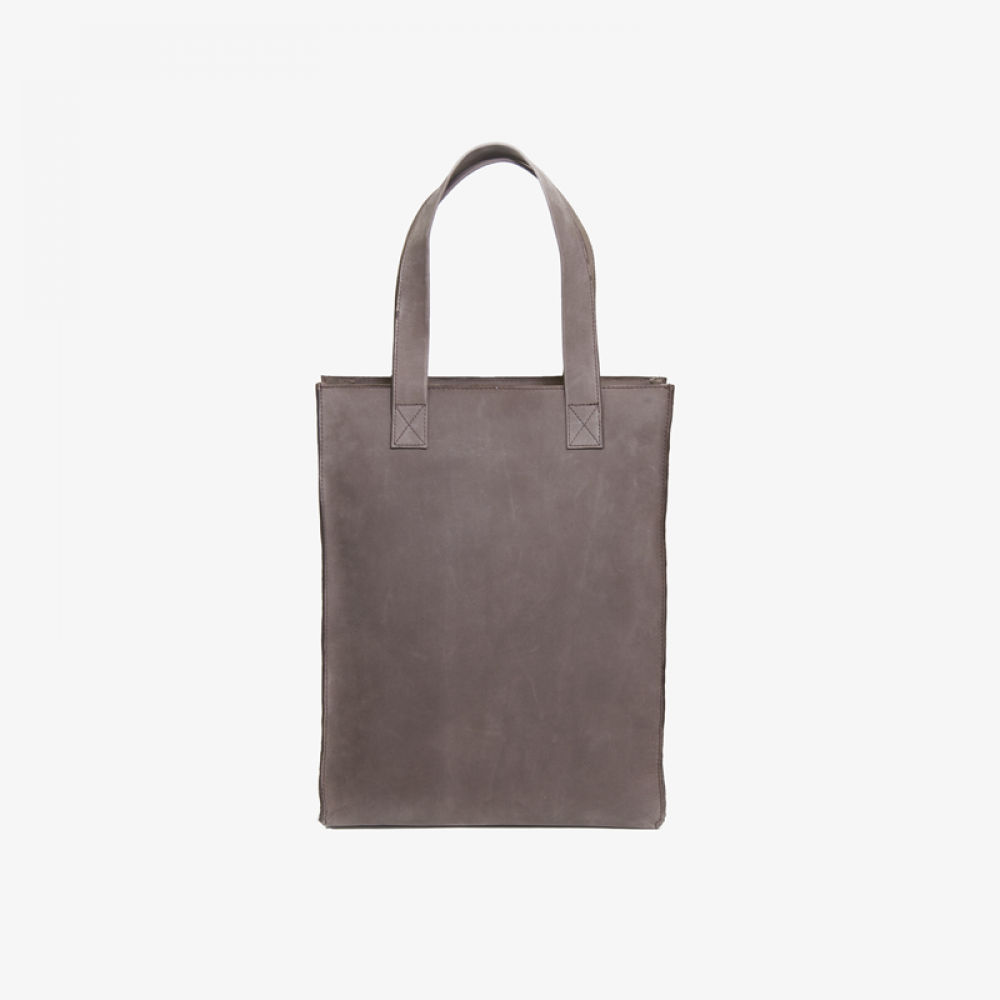The Minimal | Leather shopper