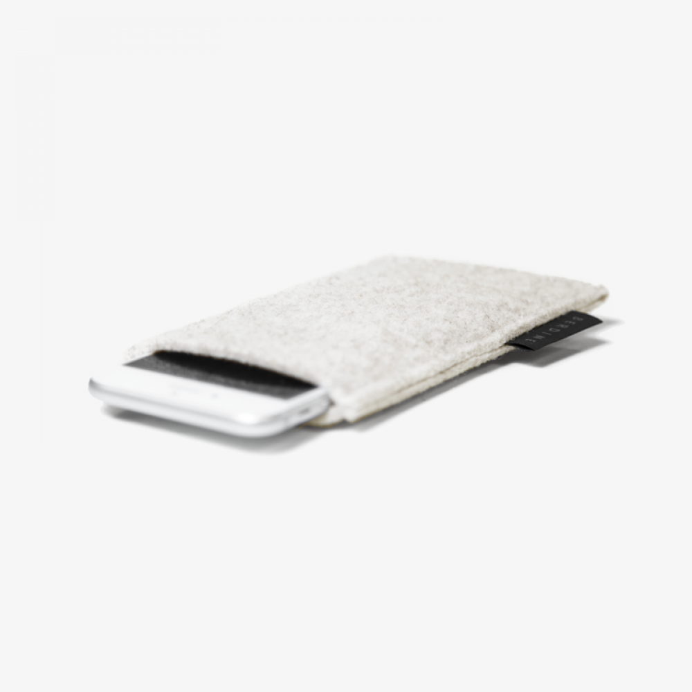 The Case | Felt iPhone case Max