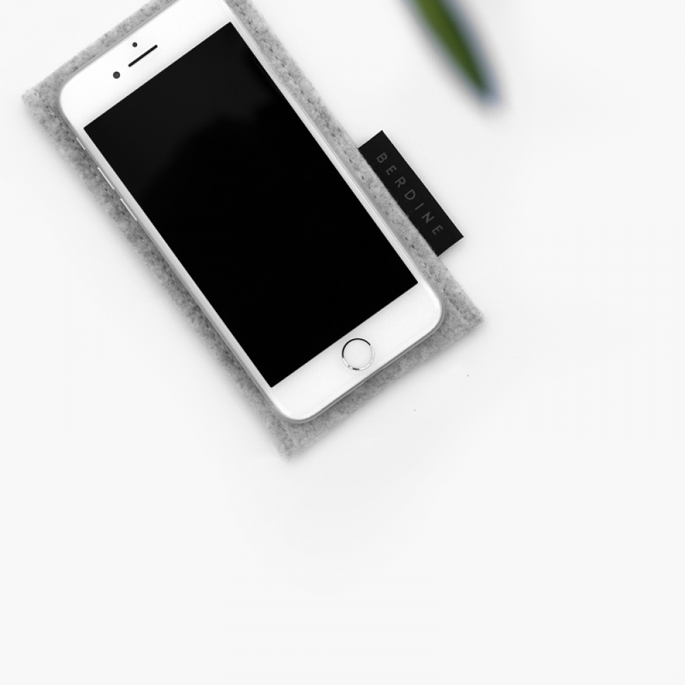The Case | Felt iPhone case