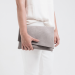 The Fold | Leren clutch