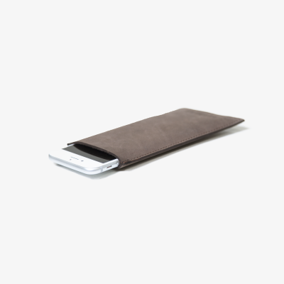 The Case | Leather iPhone case