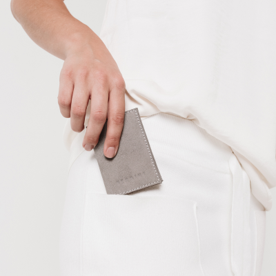 The Pocket | Leather cardholder